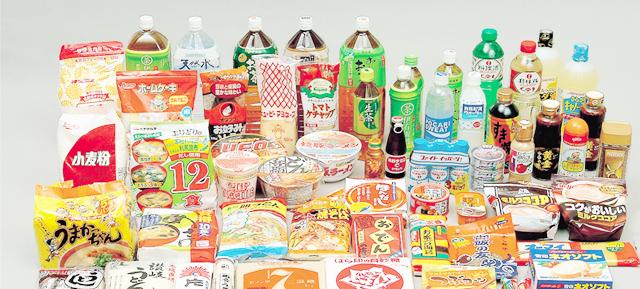 市販加工食品